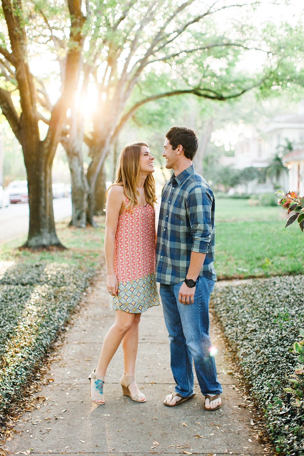 Downtown St. Pete Engagement
