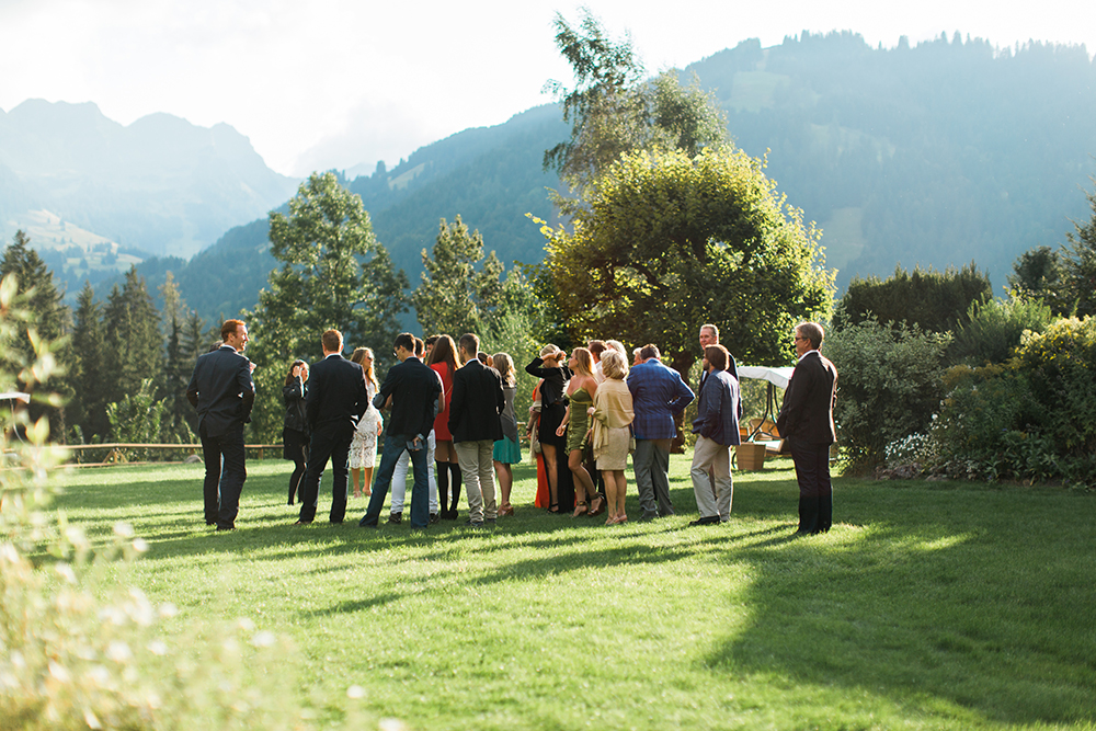 Gstaad Destination Wedding Photography