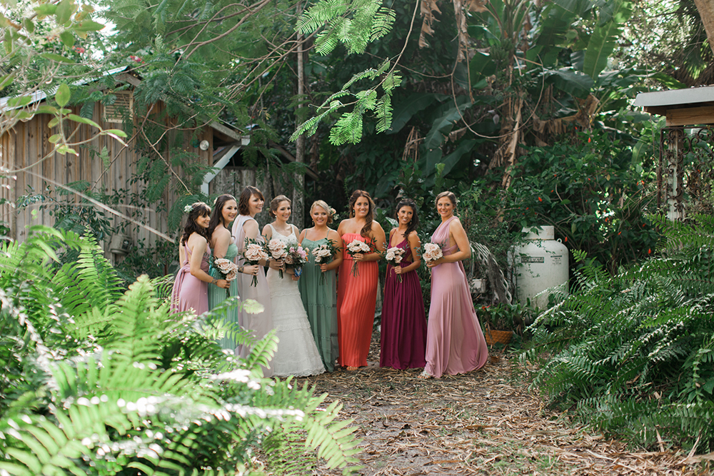 Waldos Secret Garden Wedding Vero Beach Wedding
