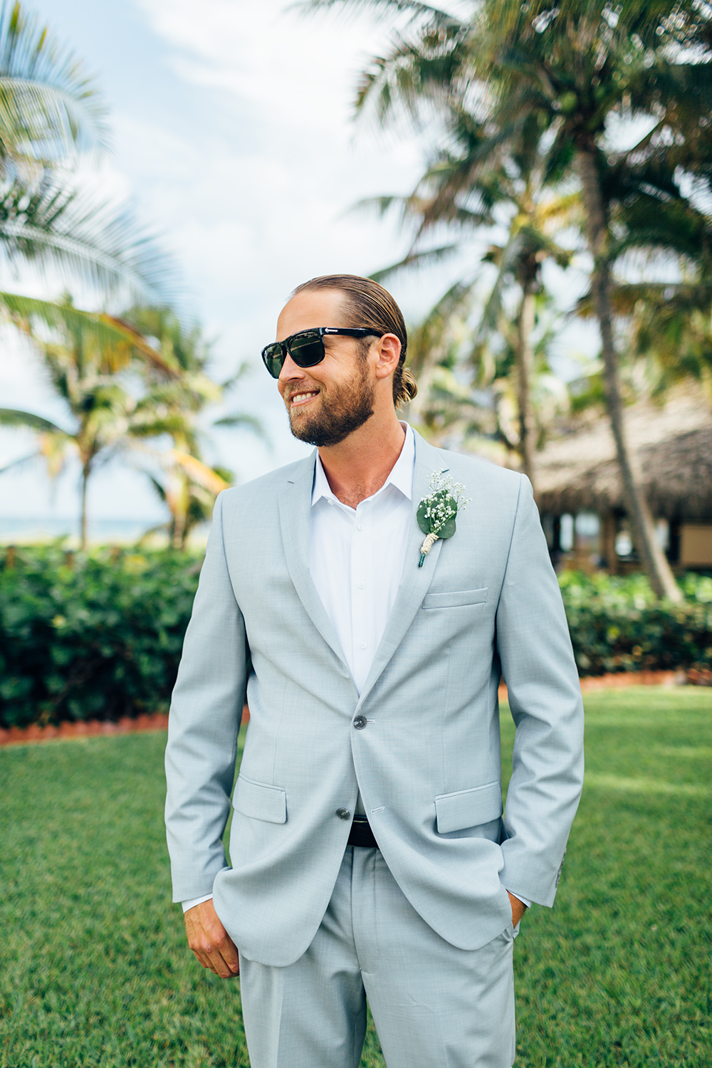 Molly + Jeff – Wright By The Sea Wedding – Florida Beach Wedding ...