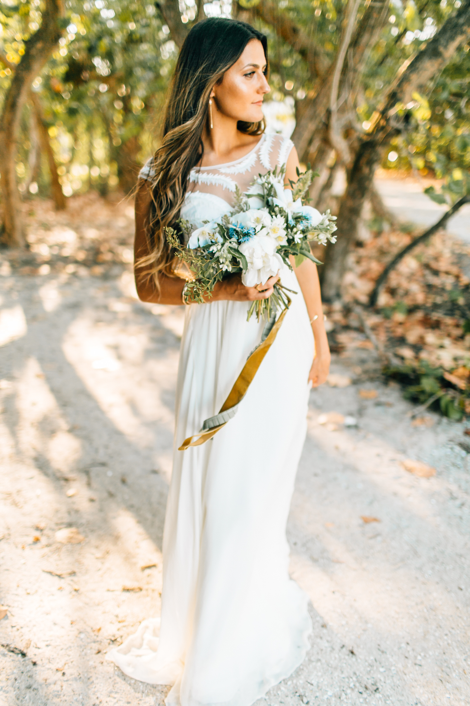 Bridal Collaboration – Boho Beach Wedding Inspiration ...